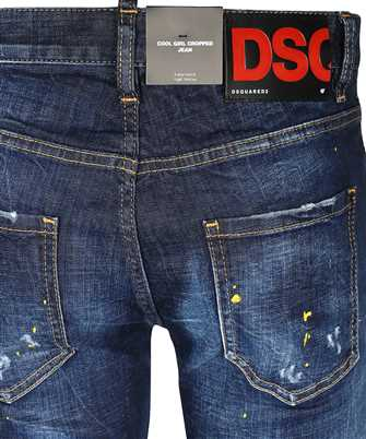 Dsquared2 GIRL CROPPED Jeans