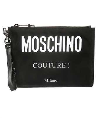 Moschino MOSCHINO COUTURE NYLON Document case