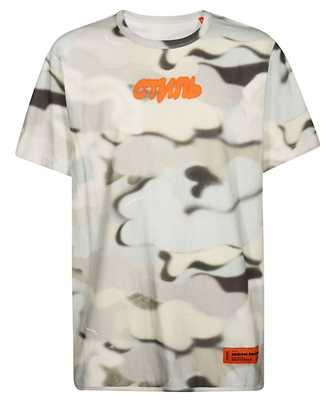 Heron Preston CTNMB CAMOUFLAGE T-shirt