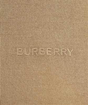 Burberry TWO-TONE MERINO WOOL SILK ROLL-NECK Knit