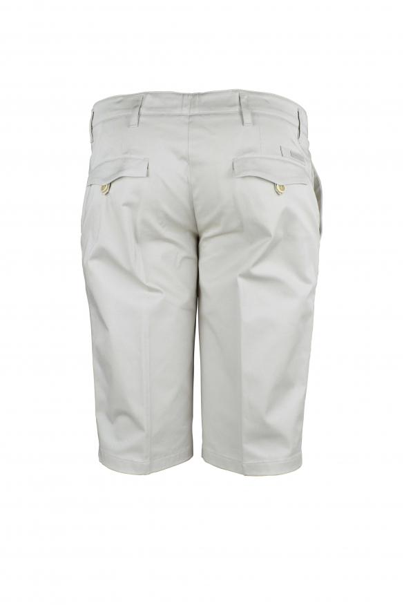 Luxury shorts - Prada light gray shorts