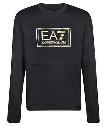 minimalist cotton sweatshirt