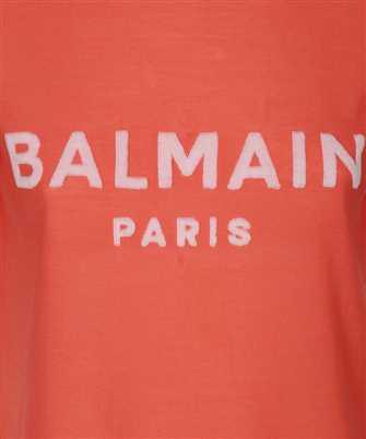 Balmain VELVET LOGO T-shirt