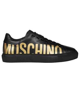 logo print sneakers