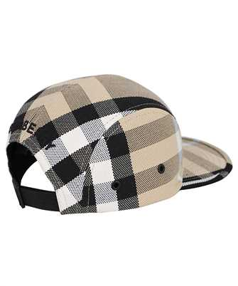 Burberry CHECK COTTON CANVAS JACQUARD Cap
