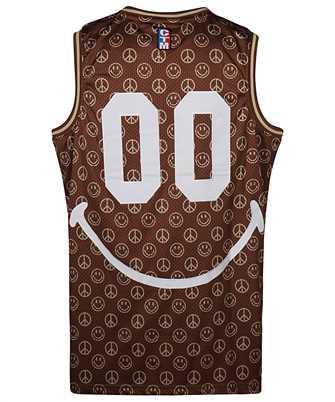 smiley cabana basketball T-shirt