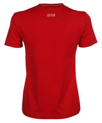barocco-print cotton T-shirt