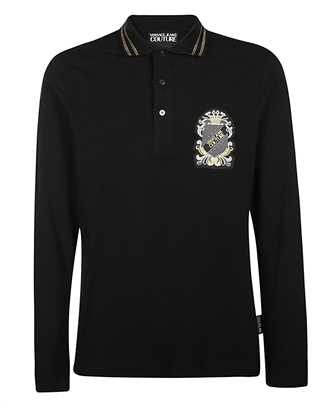 Versace Jeans Couture PATCH SHIELD Polo