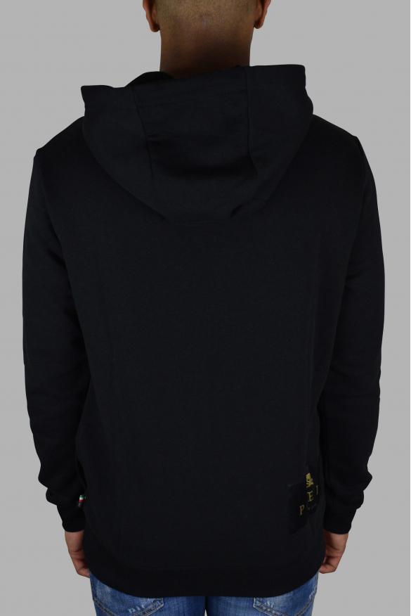 Men designer hoodies - Philipp Plein Hoodie Sweatshirt  Python Skull