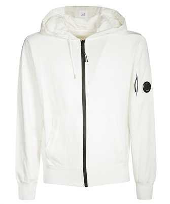 c.p. company full zip lens hoodie