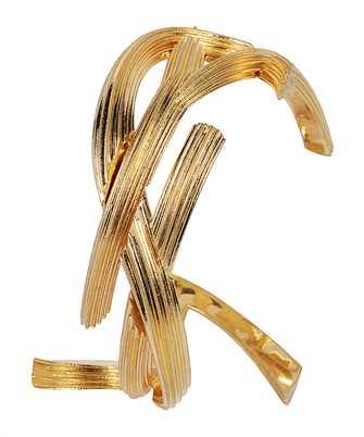 Saint Laurent MONOGRAM CUFF Bracelet