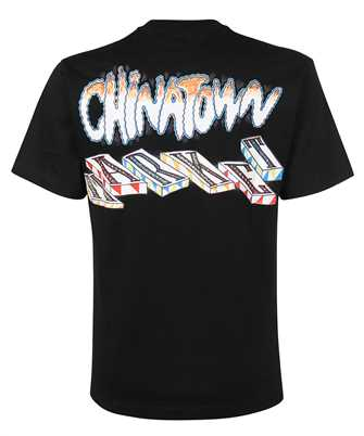 chest logo-print T-shirt
