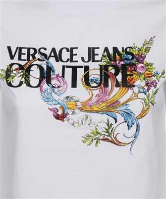 logo graphic print cotton T-shirt