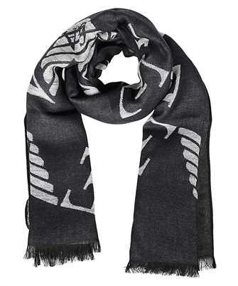 logo eagle scarf