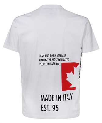 Dsquared2 MADE IN ITALY T-shirt