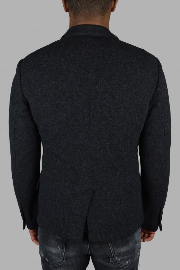 Men's luxury jacket - Gray Dolce & Gabbana jacket in wool