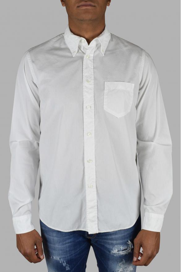 Men's luxury shirt - Prada white shirt