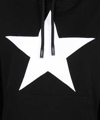 Burberry STAR MOTIF OVERSIZED Hoodie