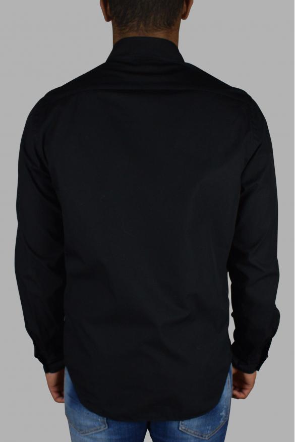 Luxury shirt for men - Prada black shirt