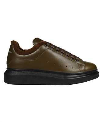 Alexander McQueen COSY SHEARLING BIKER Sneakers