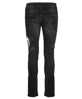 Philipp Plein SUPER STRAIGHT CUT SKULL Jeans