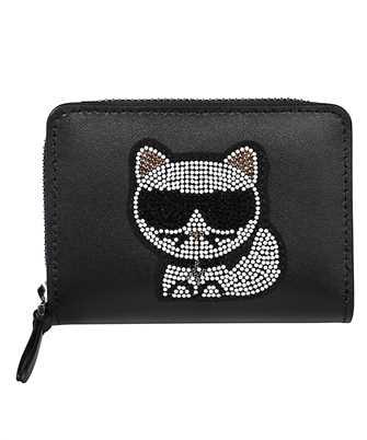 Karl Lagerfeld K/IKONIK CHOUPETTE SMALL Wallet