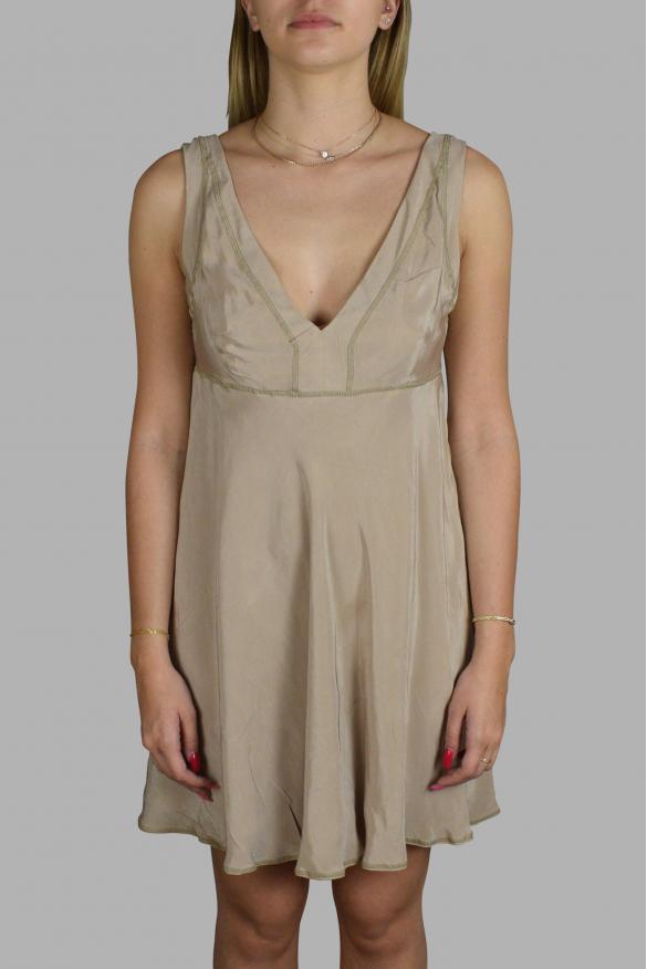 Luxury dress for women - Prada beige dress