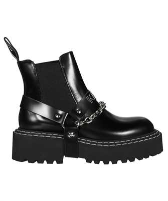 karl lagerfeld patrol ii strap gore boots