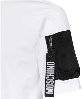 Moschino LOGO JERSEY T-shirt