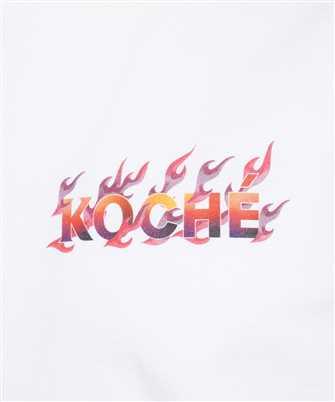 Kochè FLAME LOGO T-shirt