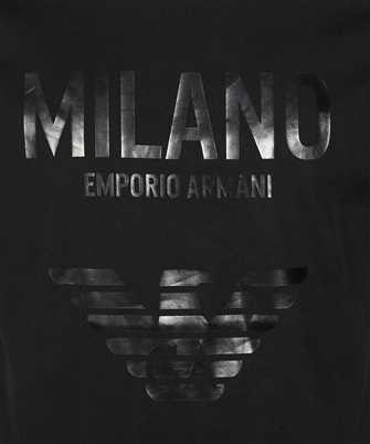Emporio Armani METALLIC LETTERING T-shirt