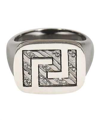 Versace GRECA RHINESTONE Ring