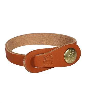IL BISONTE SNAP BUTTON CLOSURE Bracelet
