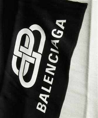 Balenciaga BB BLANKET Scarf