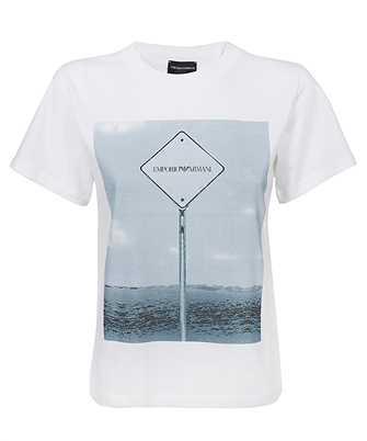 graphic logo-print T-shirt