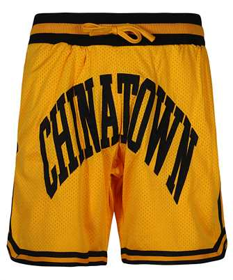 smiley basketball shorts