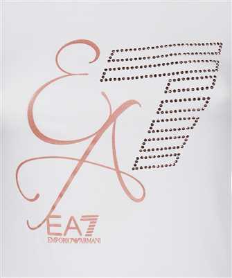 EA7 LONG-SLEEVED LOGO T-shirt