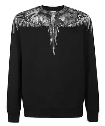 marcelo burlon camou wings sweatshirt