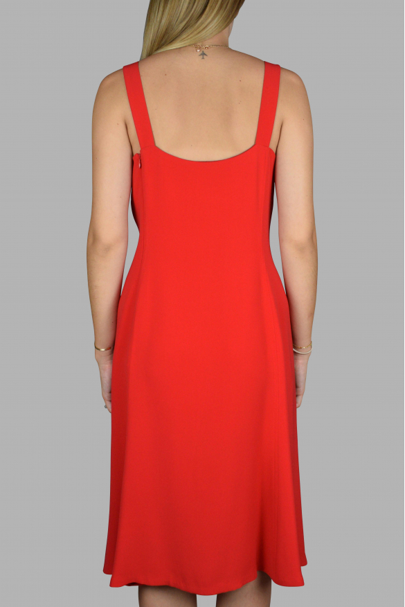Luxury dress for women - Ralph Lauren red strappy dress