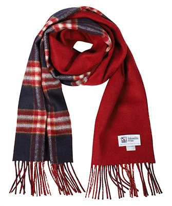 johnstons traditional reversible scarf