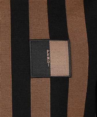 Fendi VERTICAL STRIPES Knit