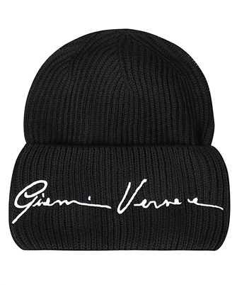 Versace GV SIGNATURE MOTIF Beanie