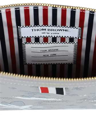 Thom Browne MEDIUM ZIPPERED Document case