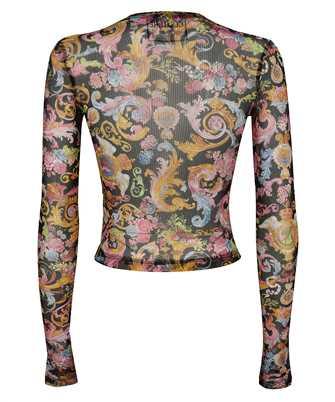 versailles print sweater