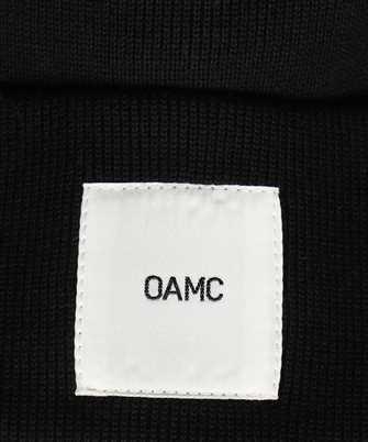 logo patch beanie hat