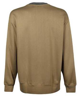 Acne LOGO RIB Sweatshirt