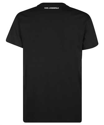 t-shirt With Ikonik Patch
