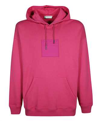 Givenchy GIVENCHY ADDRESS PATCH Hoodie