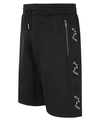 Givenchy LOGO-STRIPE DRAWSTRING Shorts