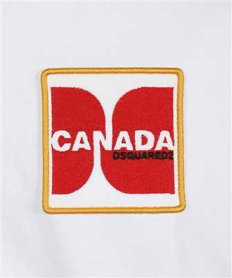 chest logo patch T-shirt